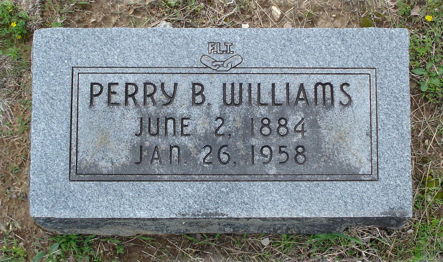 Perry B Williams