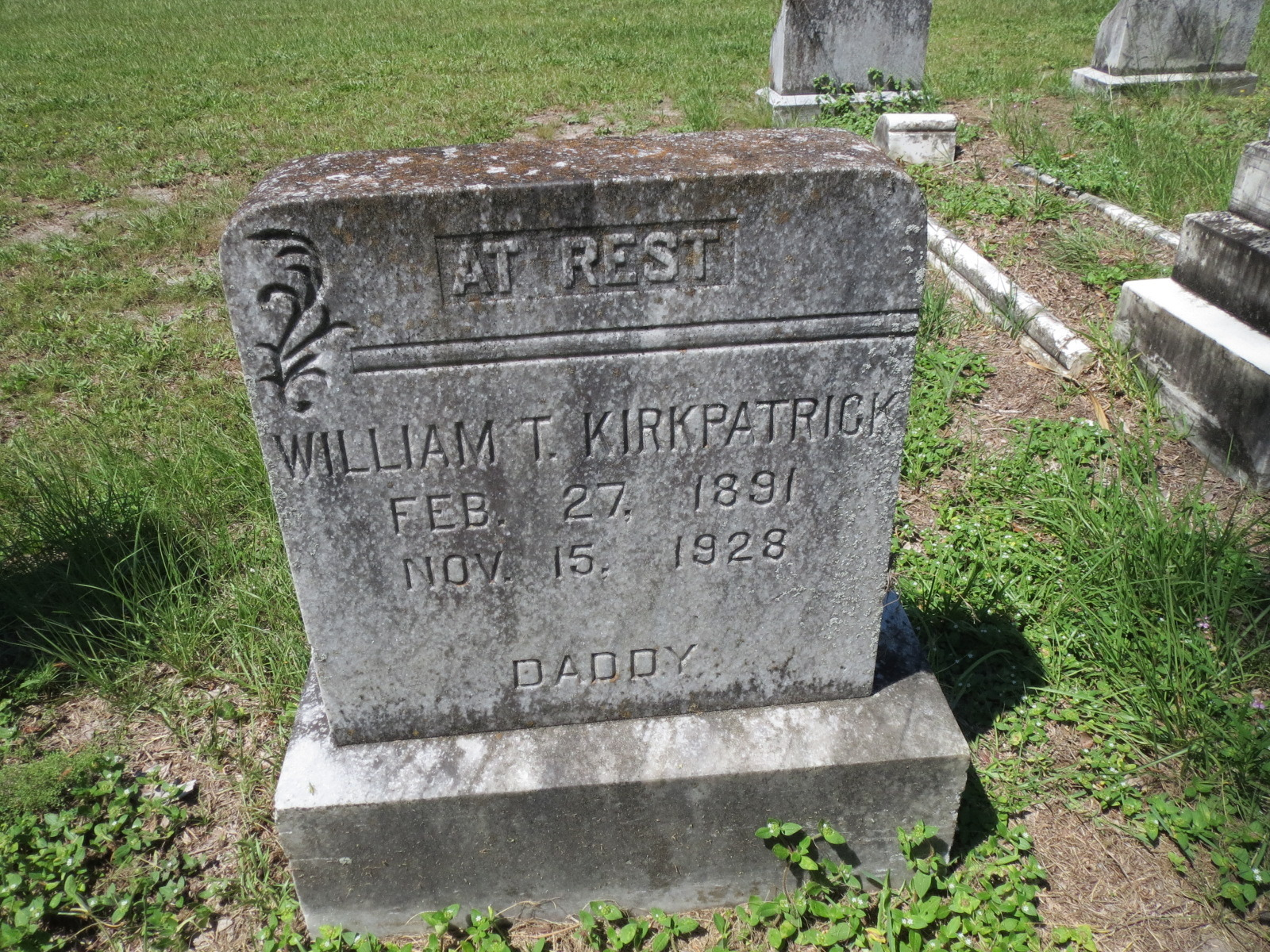William Thomas Kirkpatrick