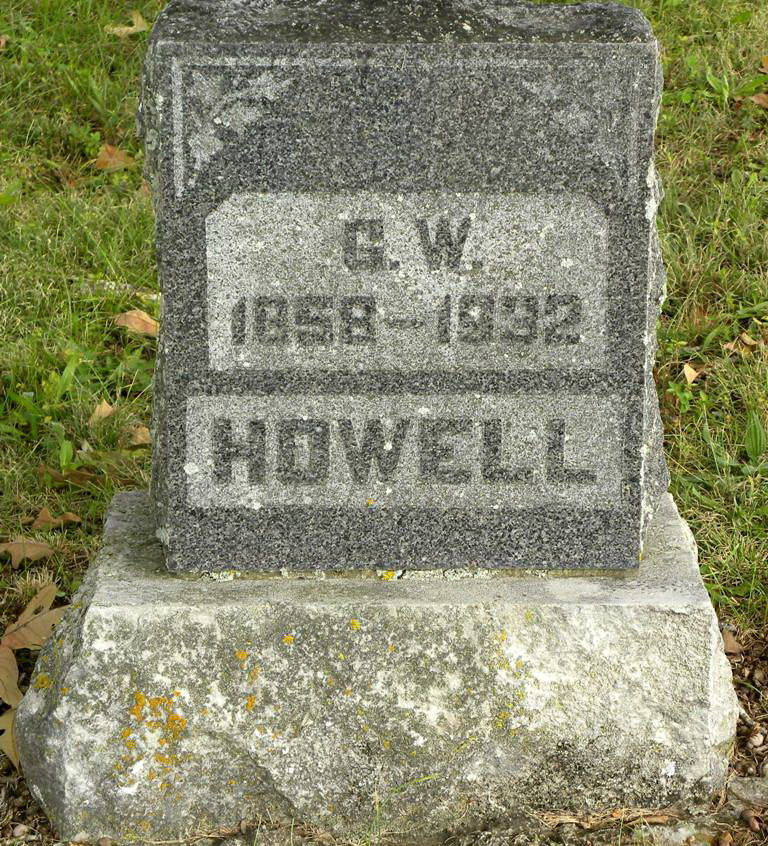 George Washington Howell