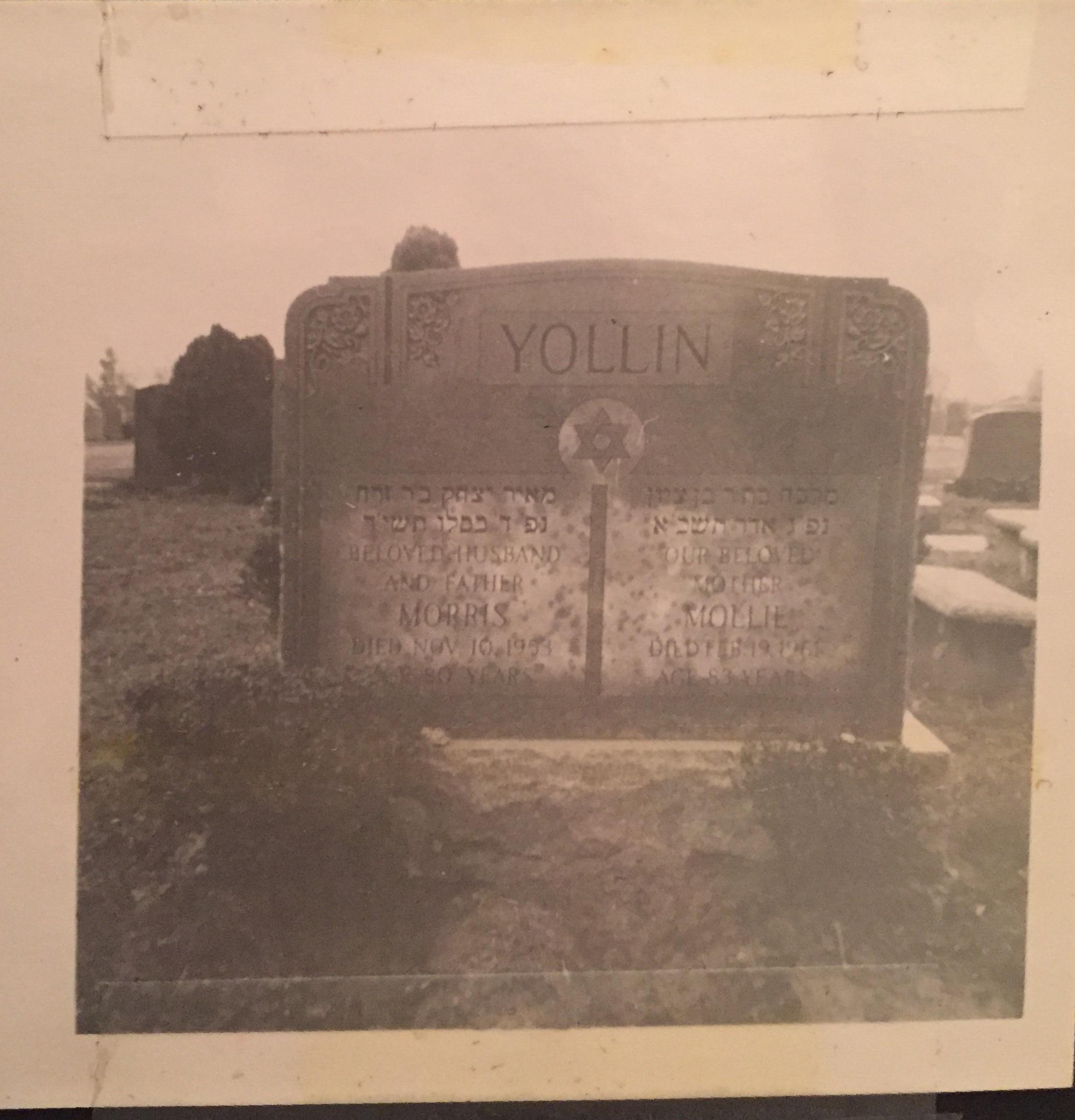 Morris Yollin