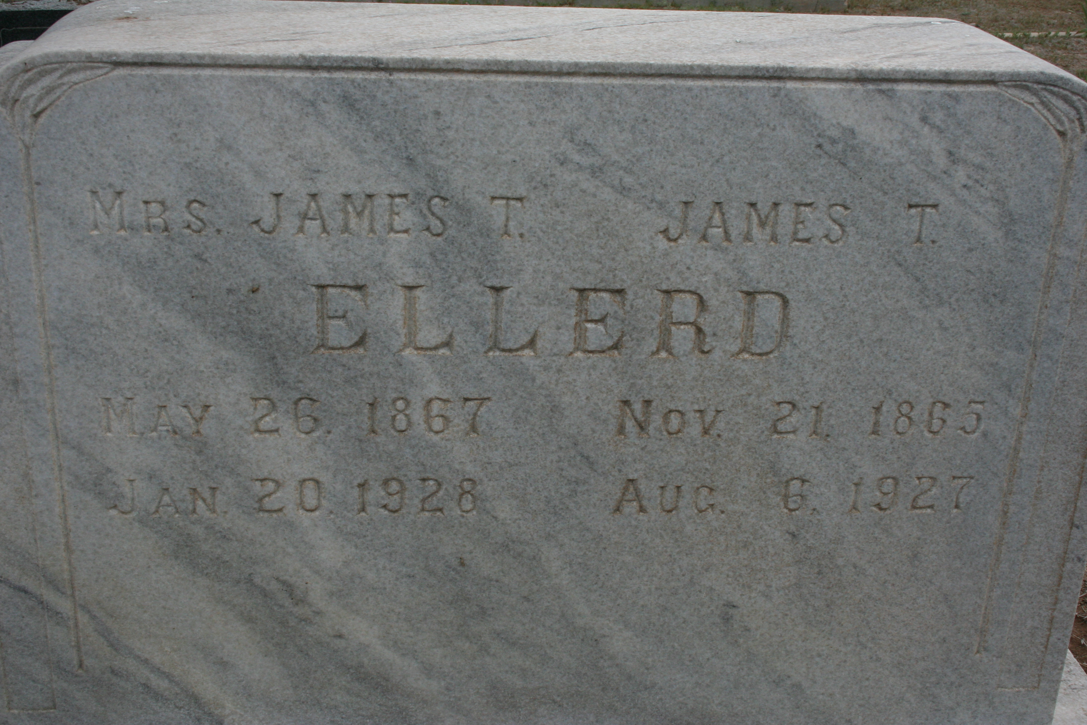 James Thomas Ellerd