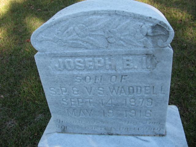 Joseph Ben I. Waddell