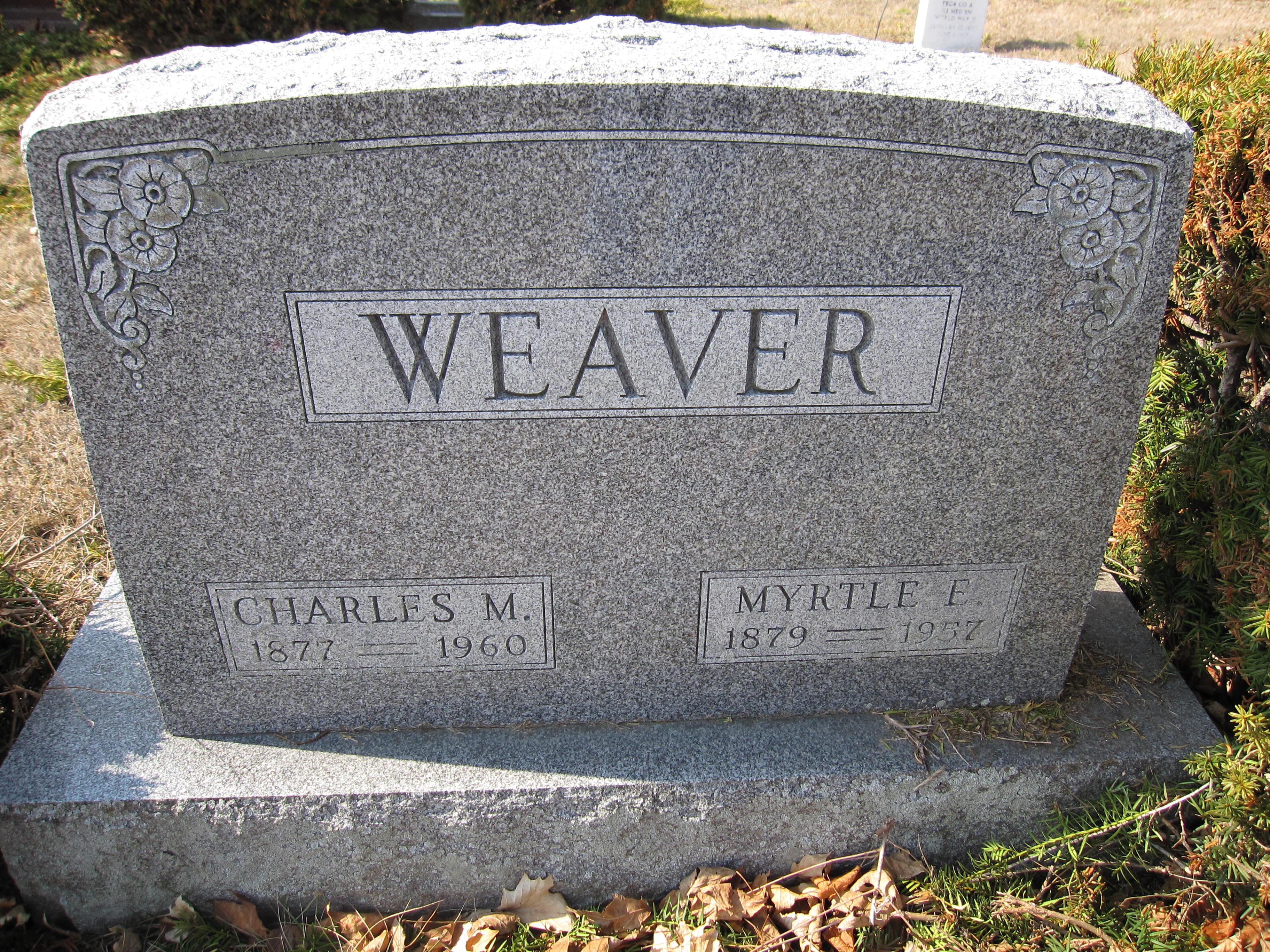 Charles M. Weaver