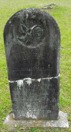 Priscella Jane Gray