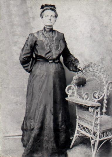 "Sarah Martha ""Mattie"" Layman"