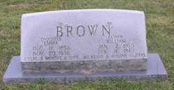 William A. Brown