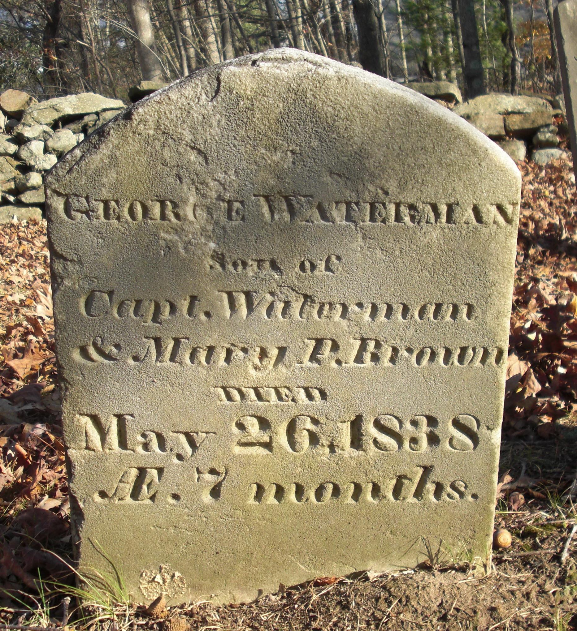 George Waterman Brown