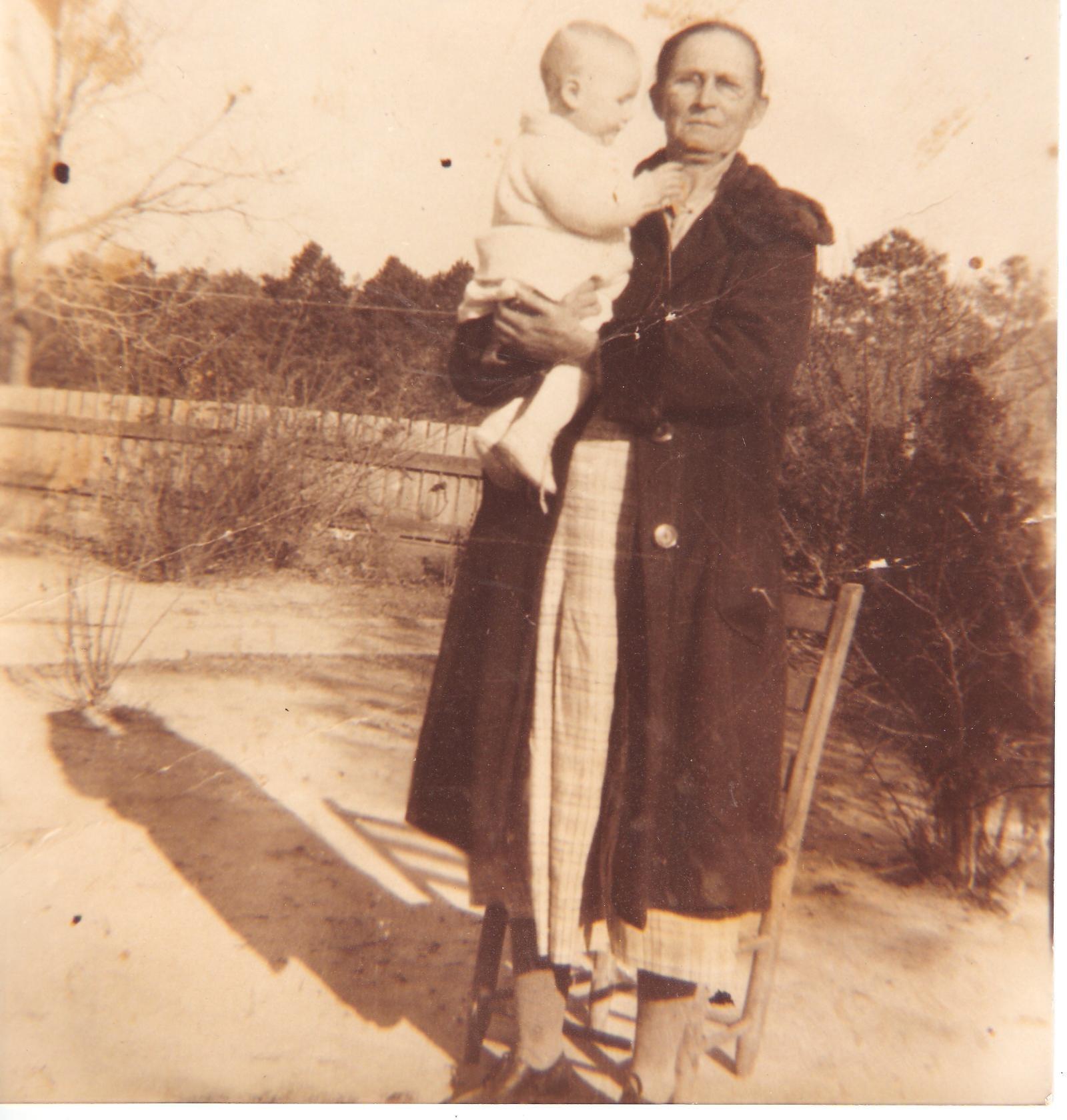 Martha Mattie Elizabeth Johnson