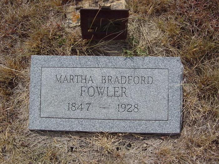 Martha Jane Bradford