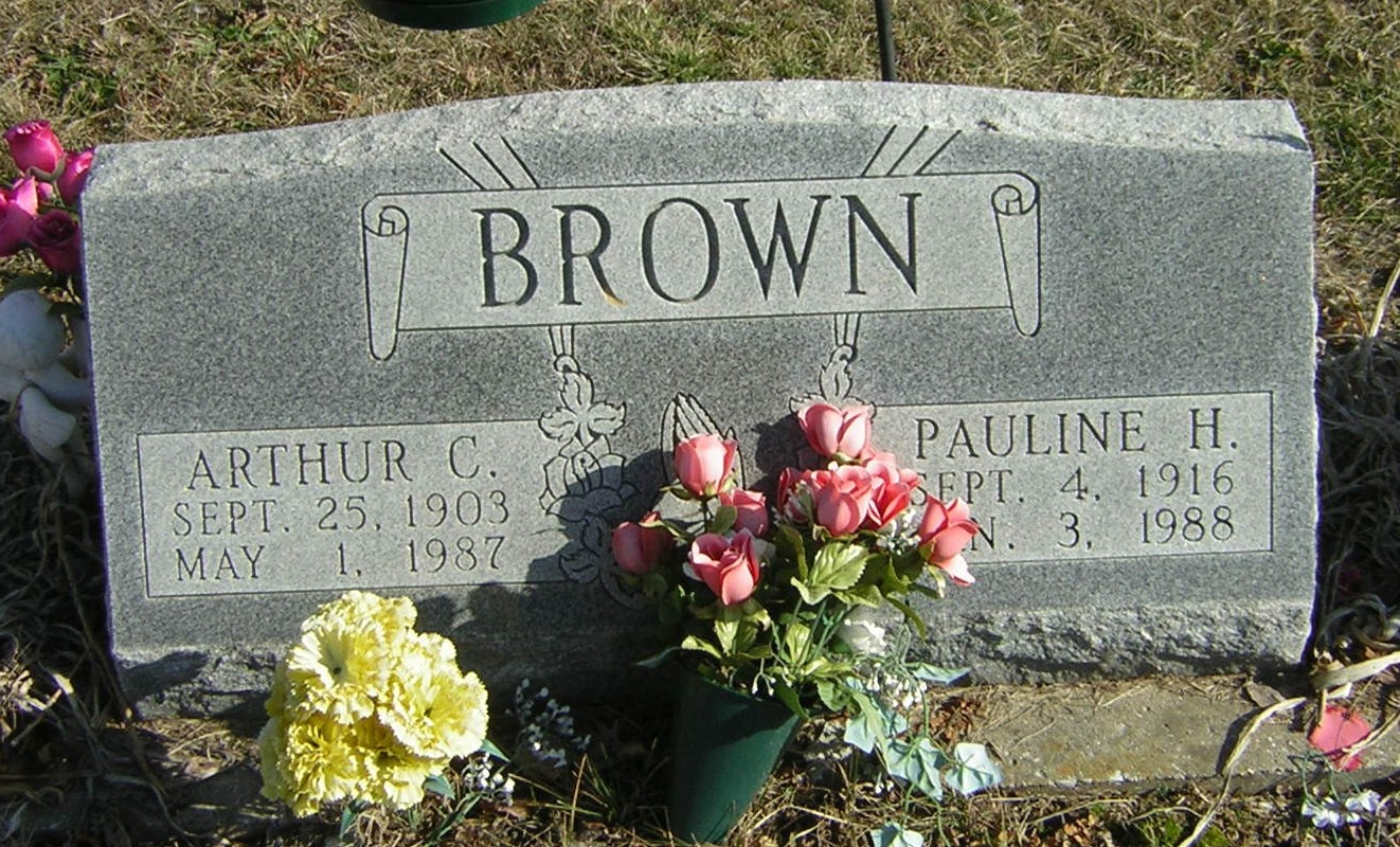 "Arthur Clinton ""Red"" Brown"