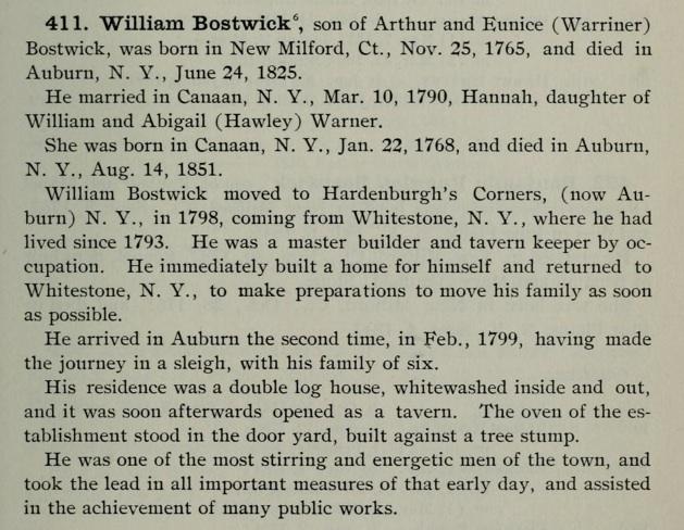 William Bostwick