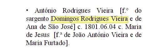 Domingos Rodrigues Vieira