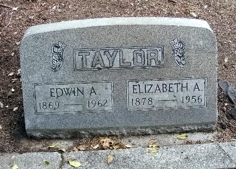 Edwin Albin Taylor