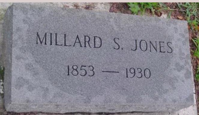 Millard Scott Jones