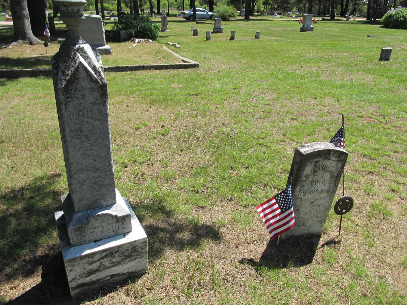Thompson graves