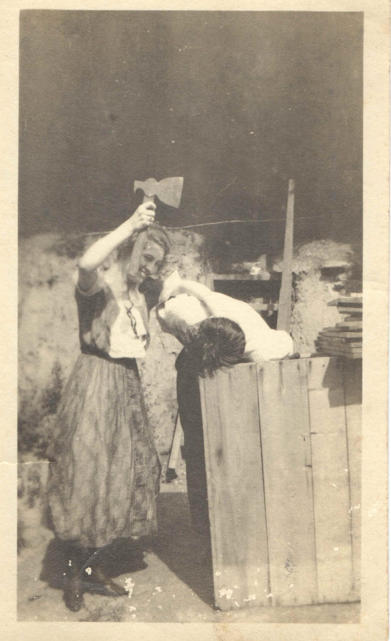John and Lois Ellicott Brooks