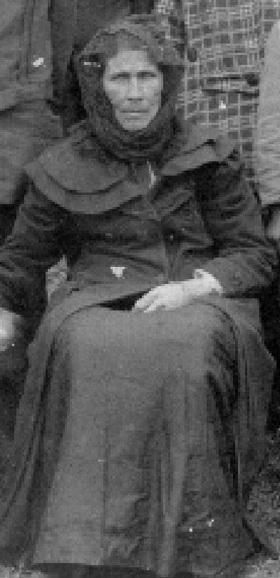 Sarah Lucinda Page Burleson (1846 - 1924)