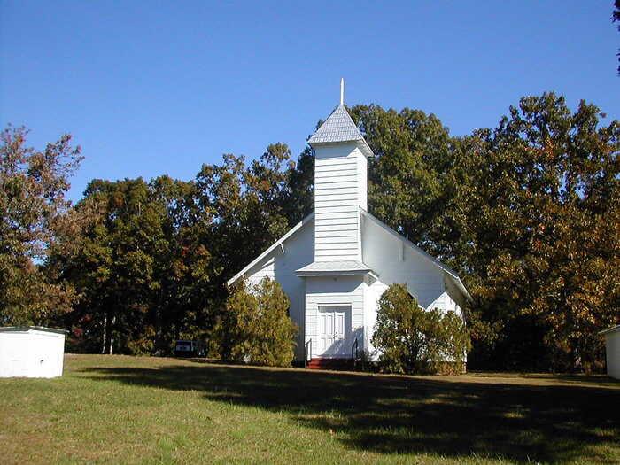 Rehobeth United Methodist Cemetery