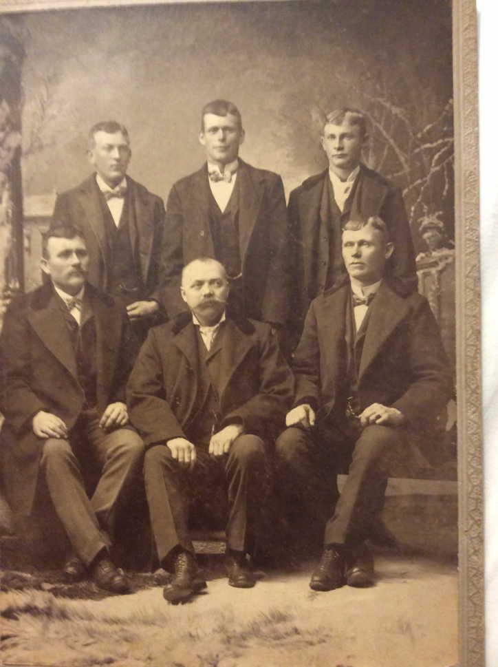 Samuelsen Group Portrait