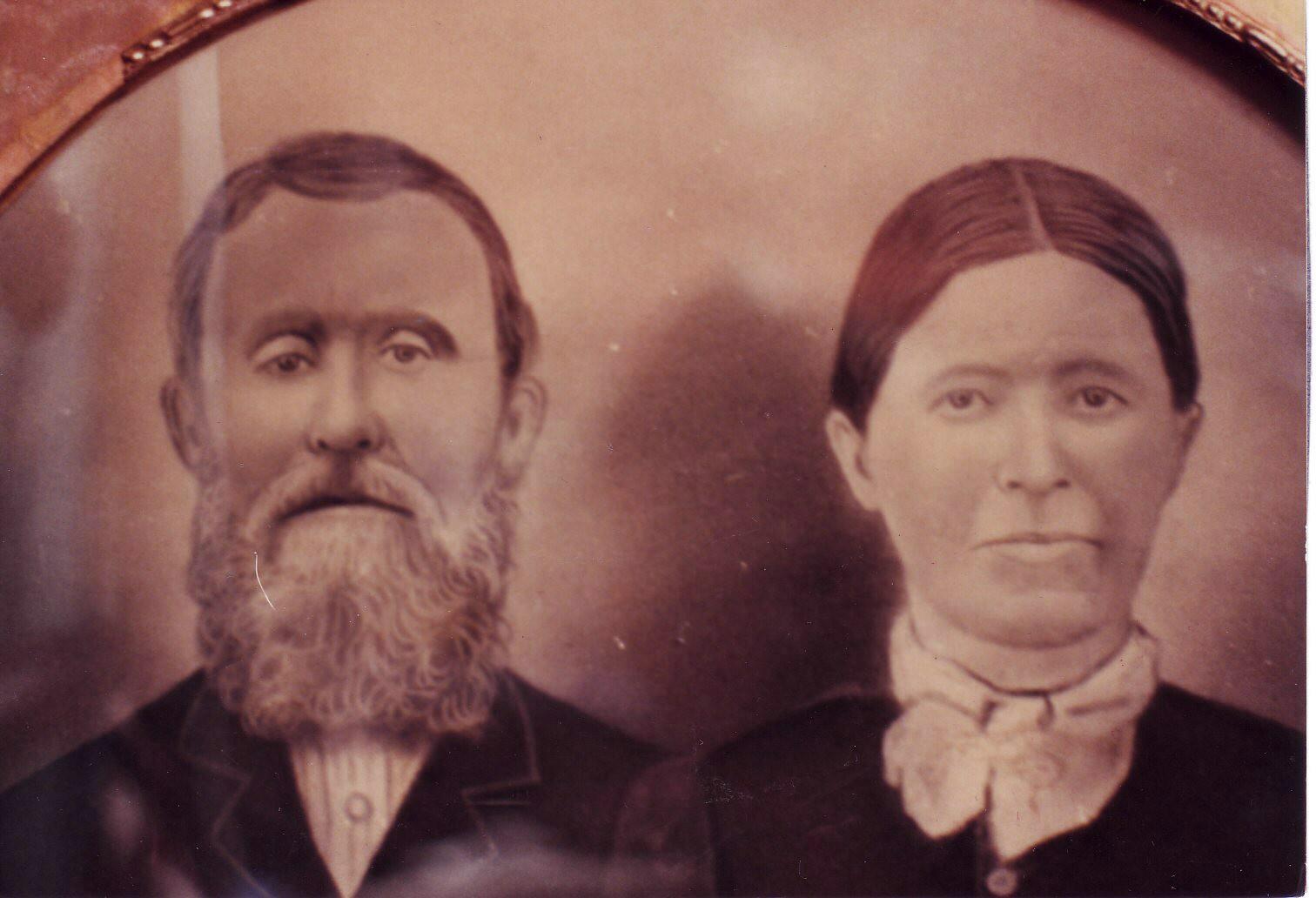 JF & Sarah Young