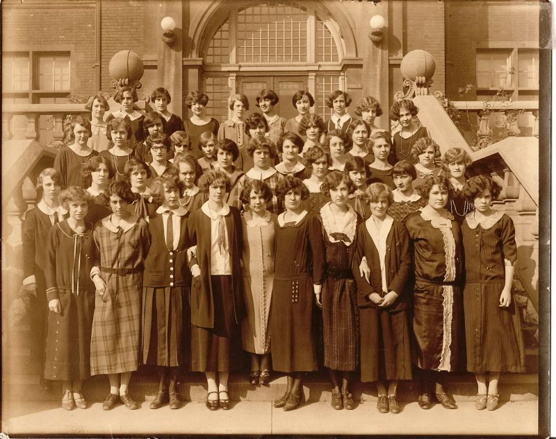Harris Teachers 1925