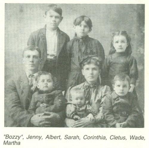 William Solomon Family