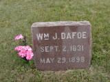 William James Dafoe