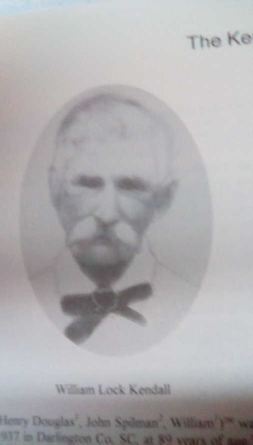 LANE FAMILY WILLIAM LOCKE KENDALL
