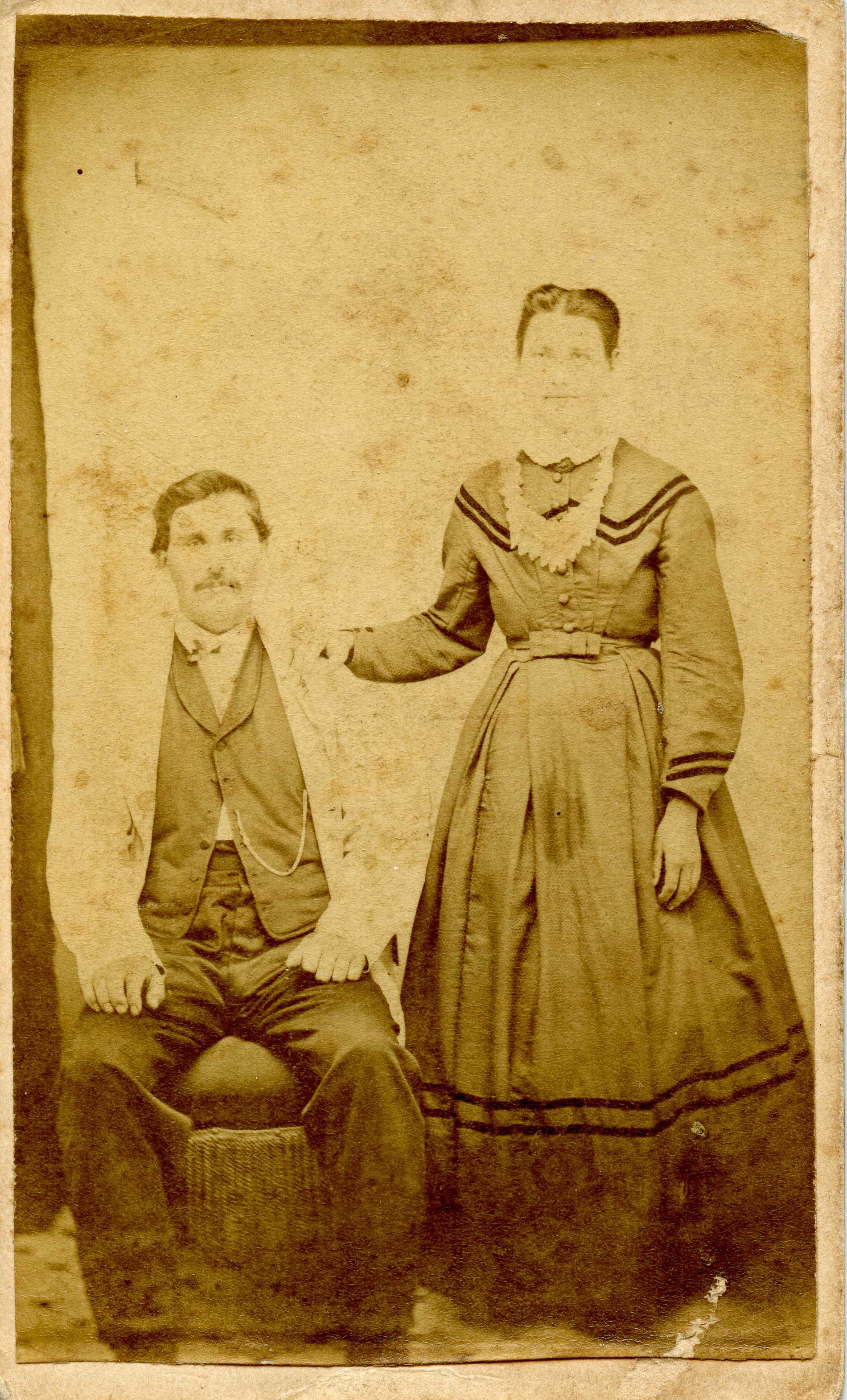 Joseph and Theresa Schwar
