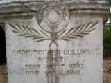 Christopher Columbus Nesmith