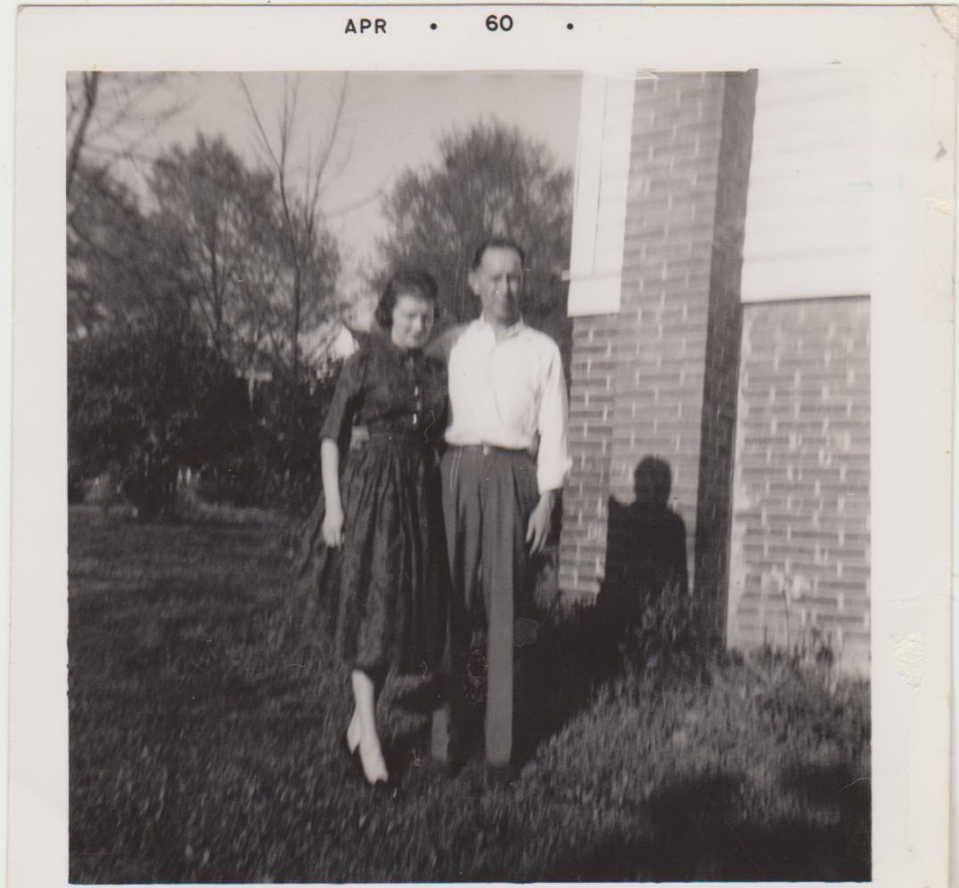 Louis T Davis and daughter Joyce 001