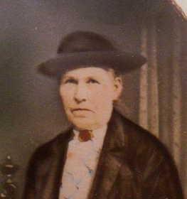 Mary Elizabeth Bettie Turner