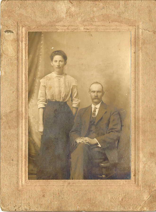 Elisha and Gertie Dull