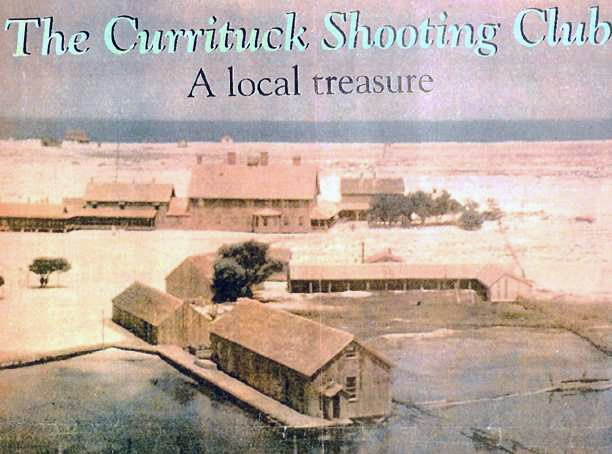Currituck Shooting Club, NC