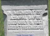 Asahel J Dafoe