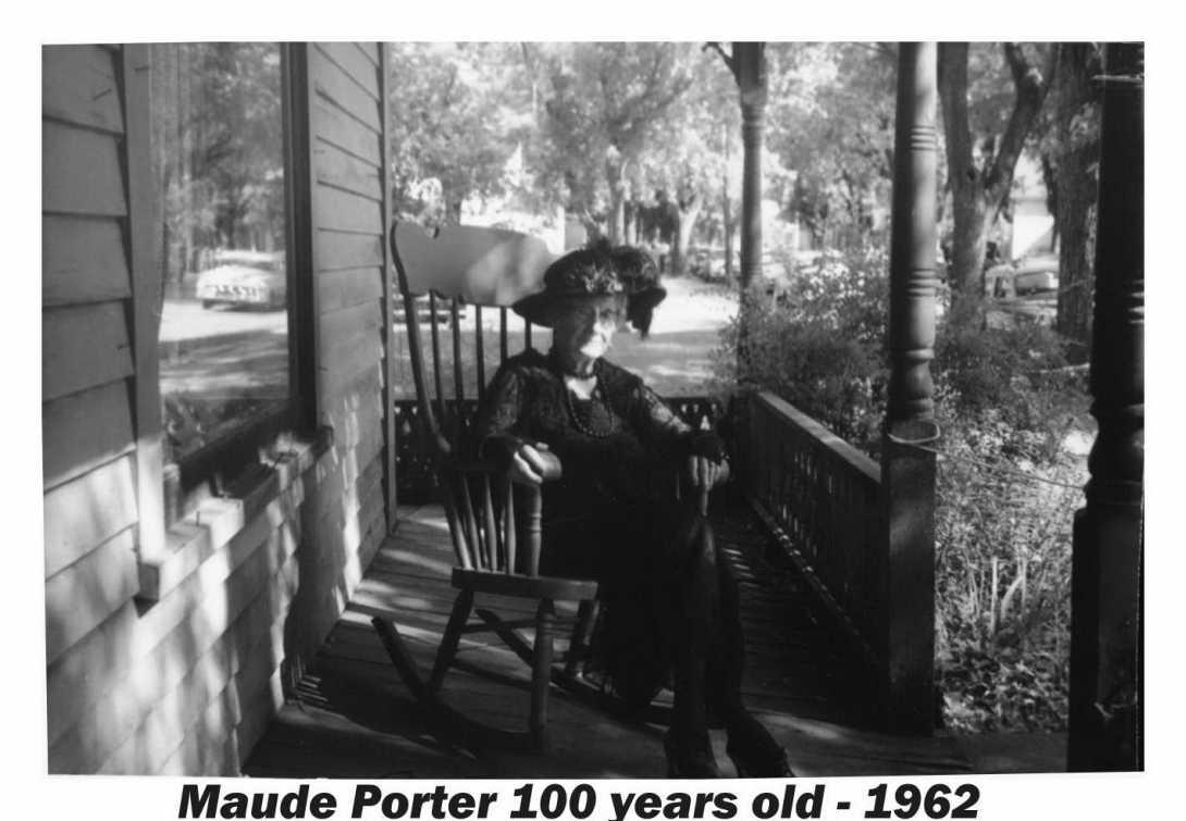 Maude Porter