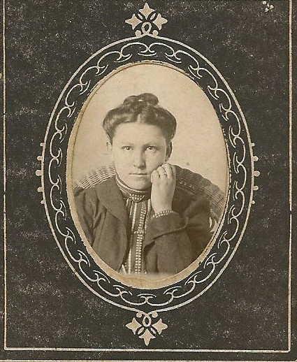 Bertha Yates