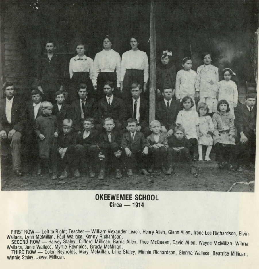1914 montgomery county school