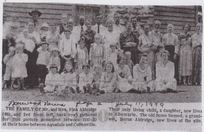 J Pink Aldridge Family 001