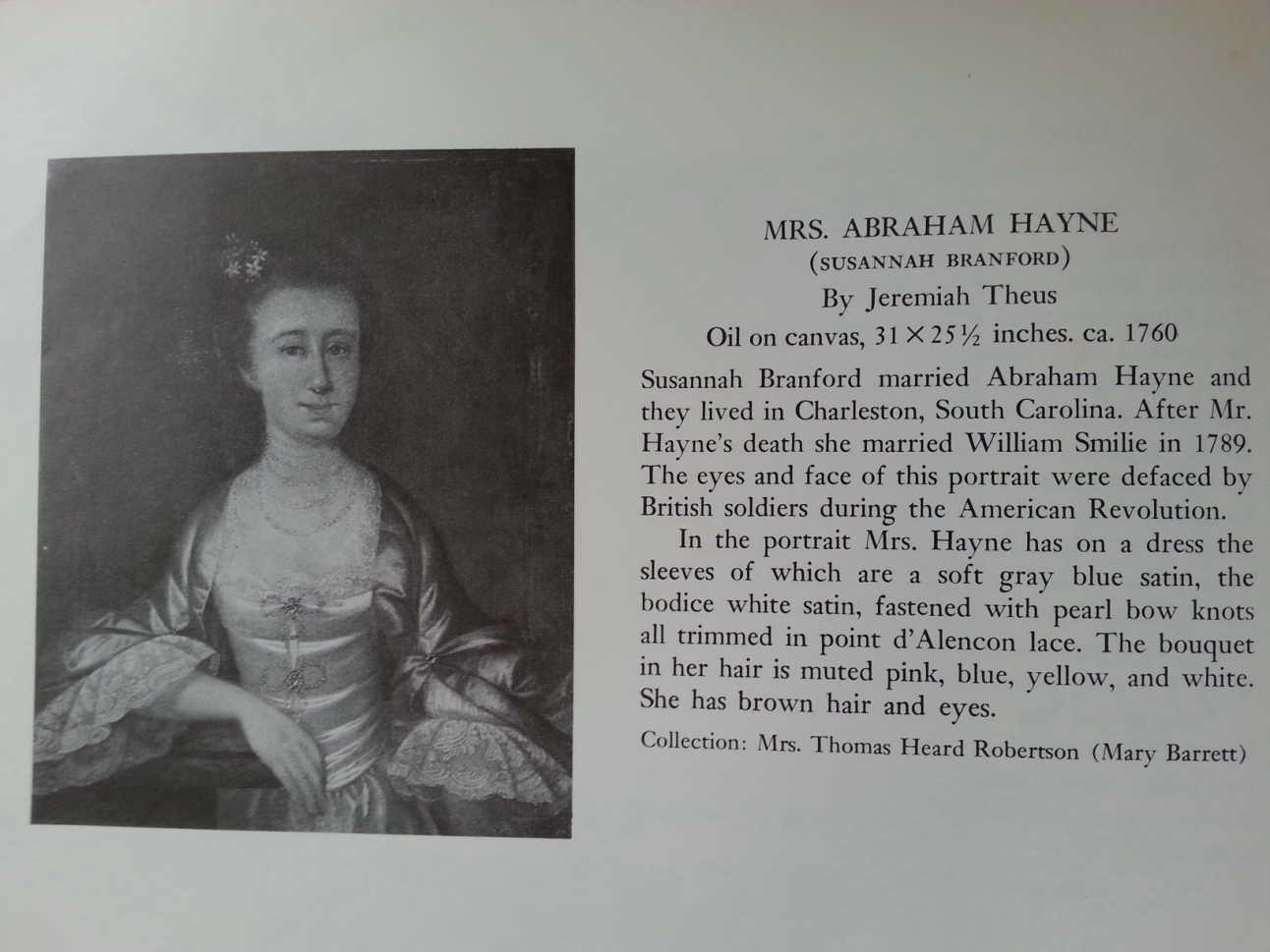 Susannah Branford Hayne