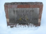 Walter Burr Clark