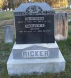 Mary A Ricker