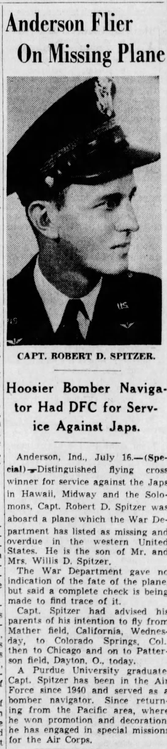 1943-07-17 The Indianapolis Star (Indiana) Page 3