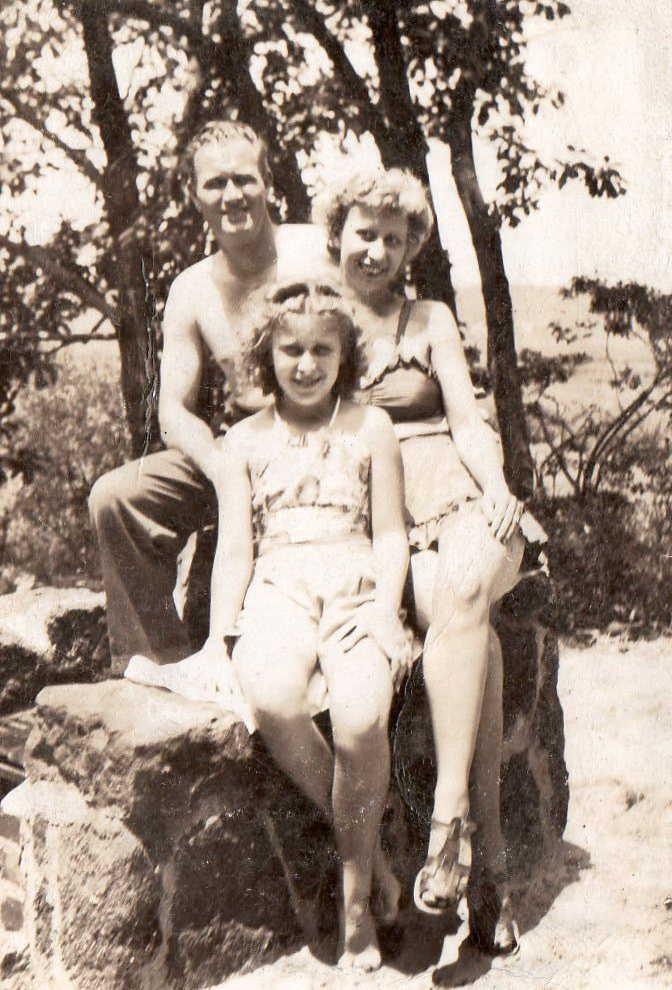 Phil, Ardath, Doreen