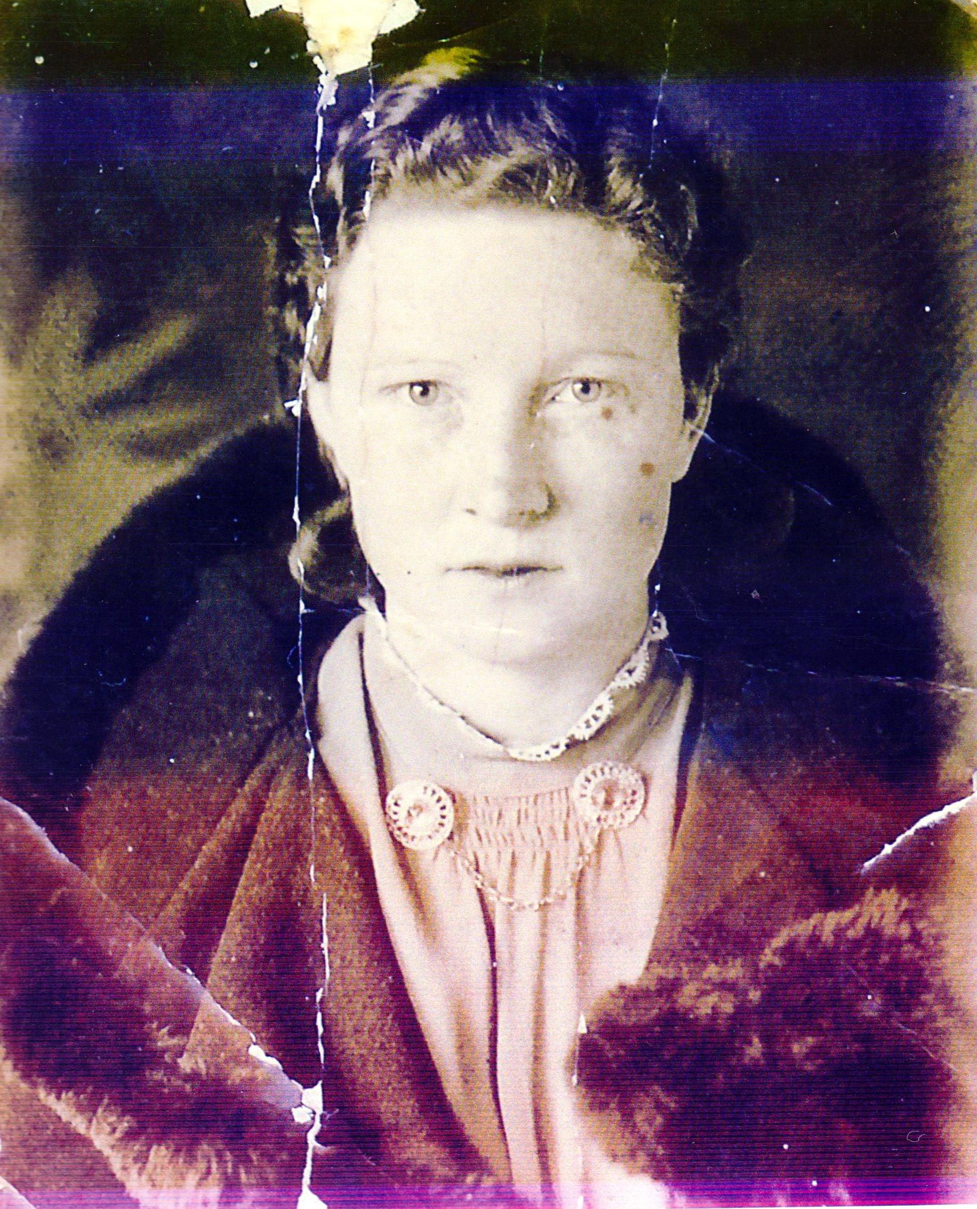 Bertha Virginia Lemmonds