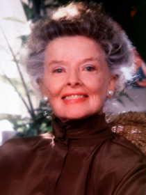 Katherine Houghton Hepburn