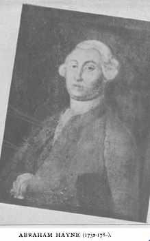 Abraham Hayne