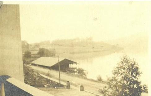 Boat House Lake Junaluska, NC