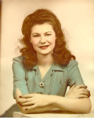 Elsie Mae Burgess Summers