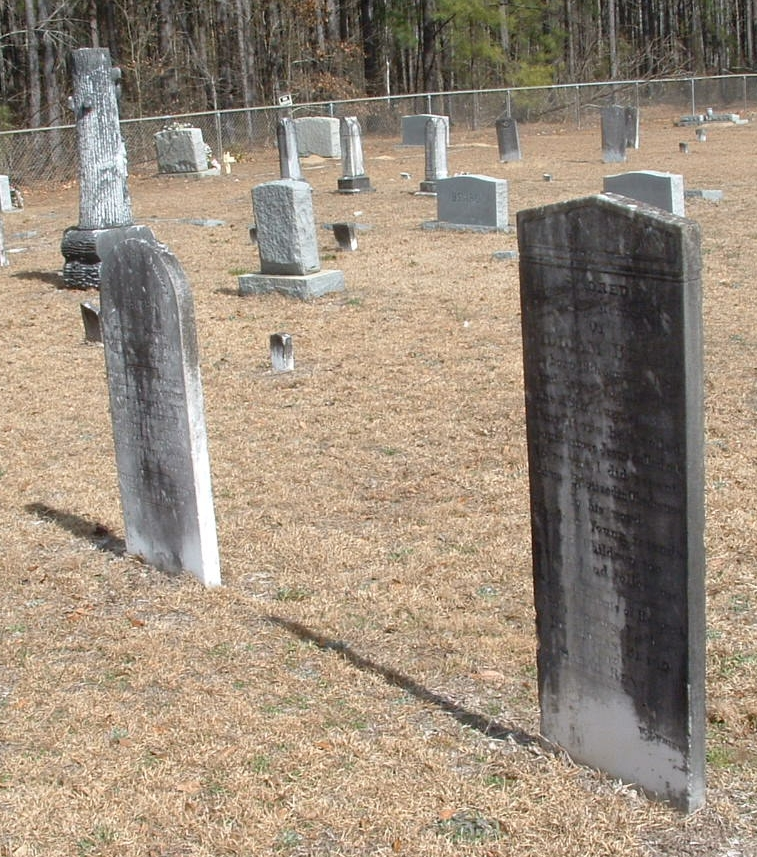 Jerusha & William Beard's Graves